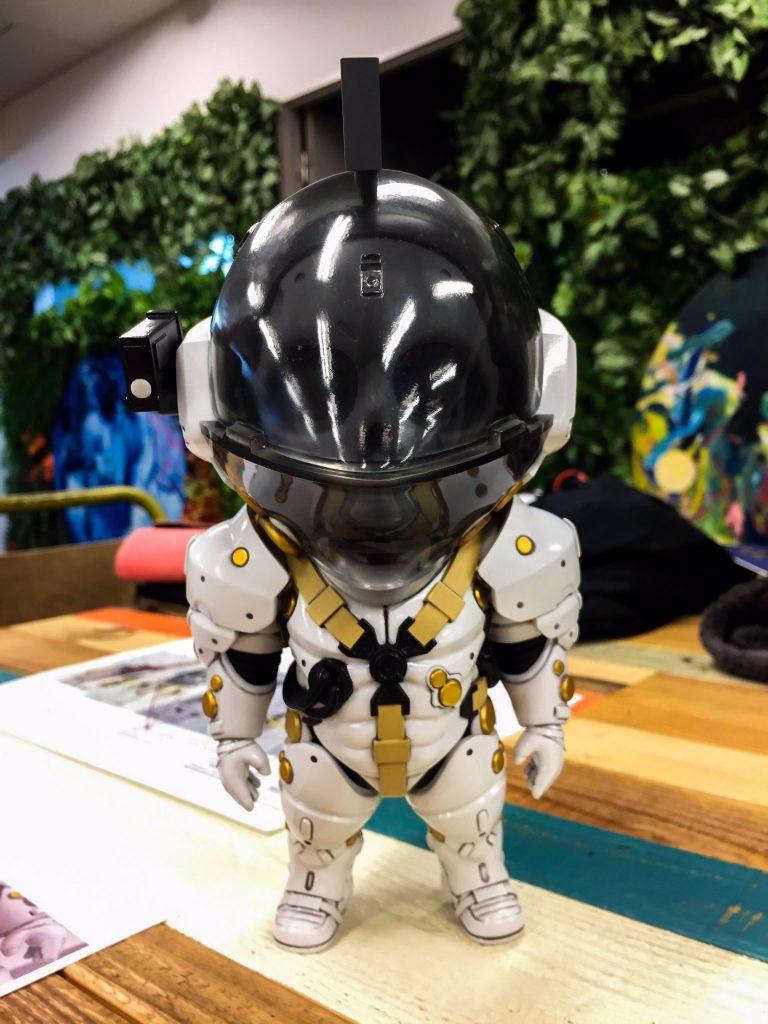 Figurine Nendoroid de Ludens, le 21 septembre 2017