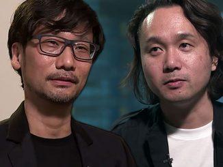 Hideo Kojima et Yoji Shinkawa