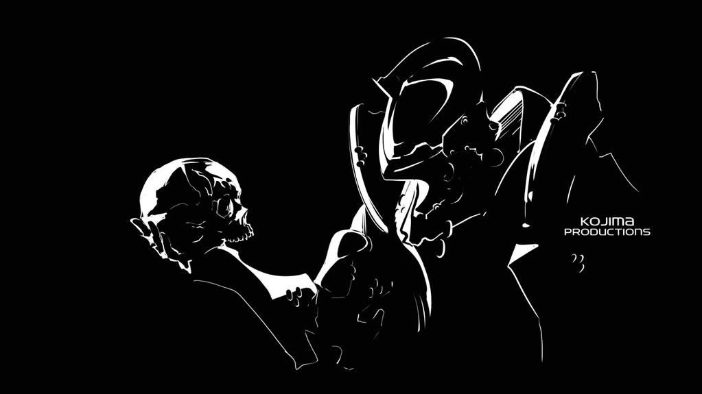 Fanart du logo de Kojima Productions par anonymous artist