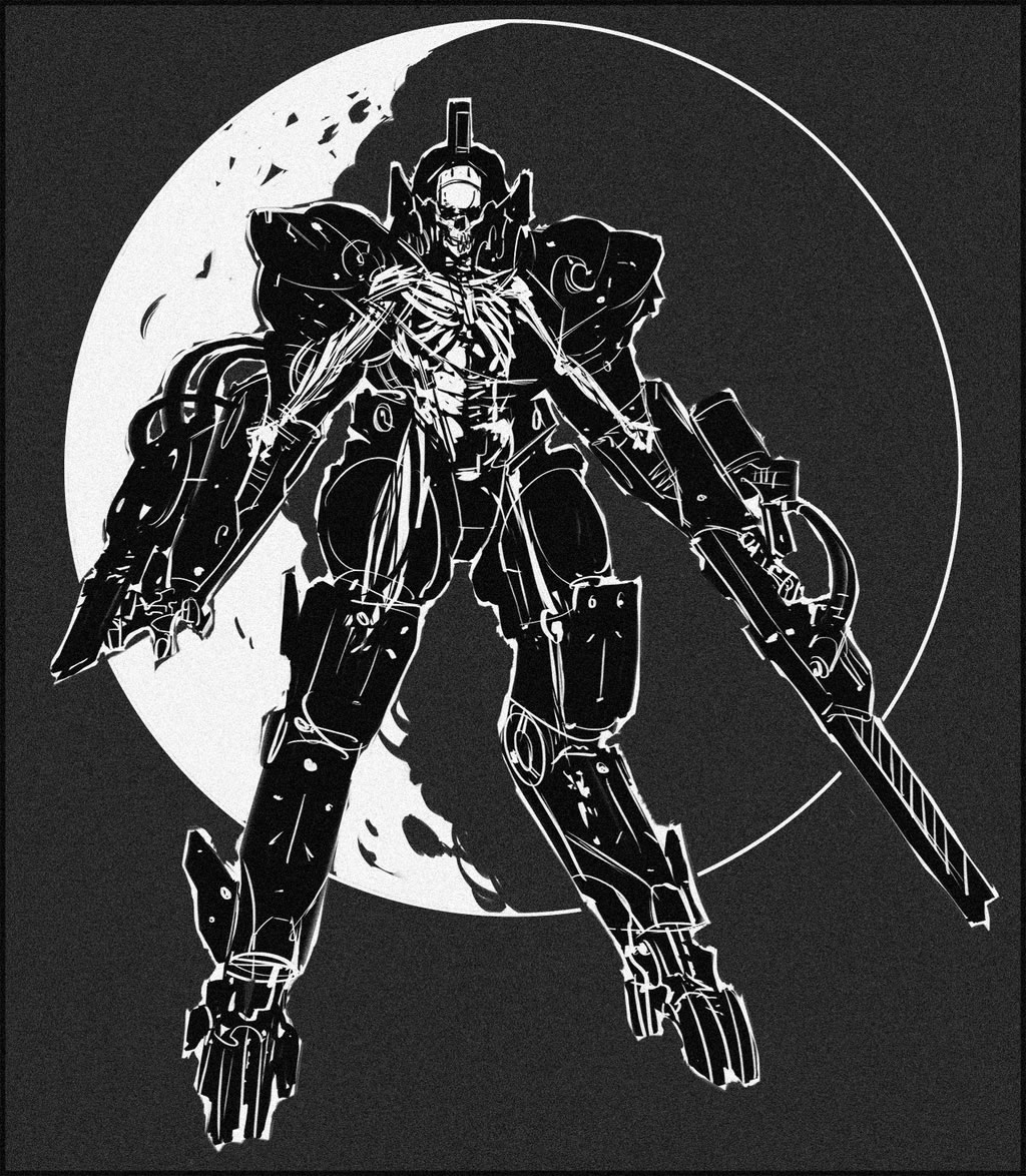 Fanart du logo de Kojima Productions par HOBO