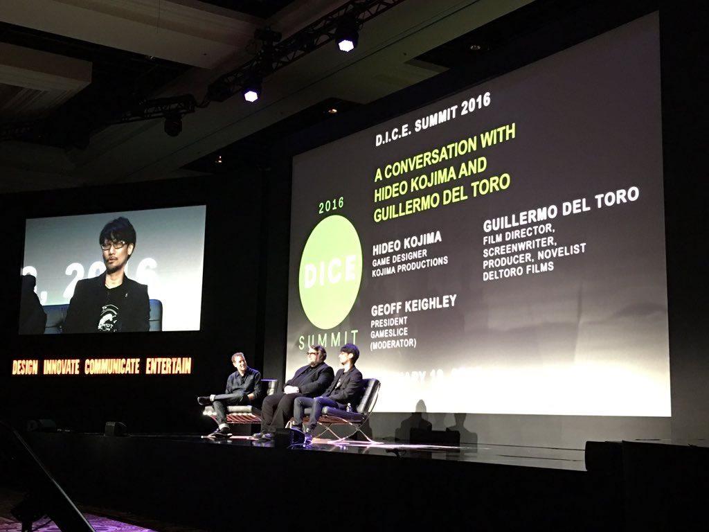 Une conversation avec Hideo Kojima et Guillermo del Toro