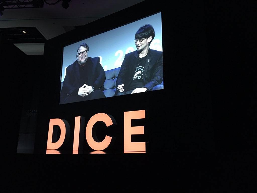 Une conversation avec Hideo Kojima et Guillermo del Toro (D.I.C.E. 2016)