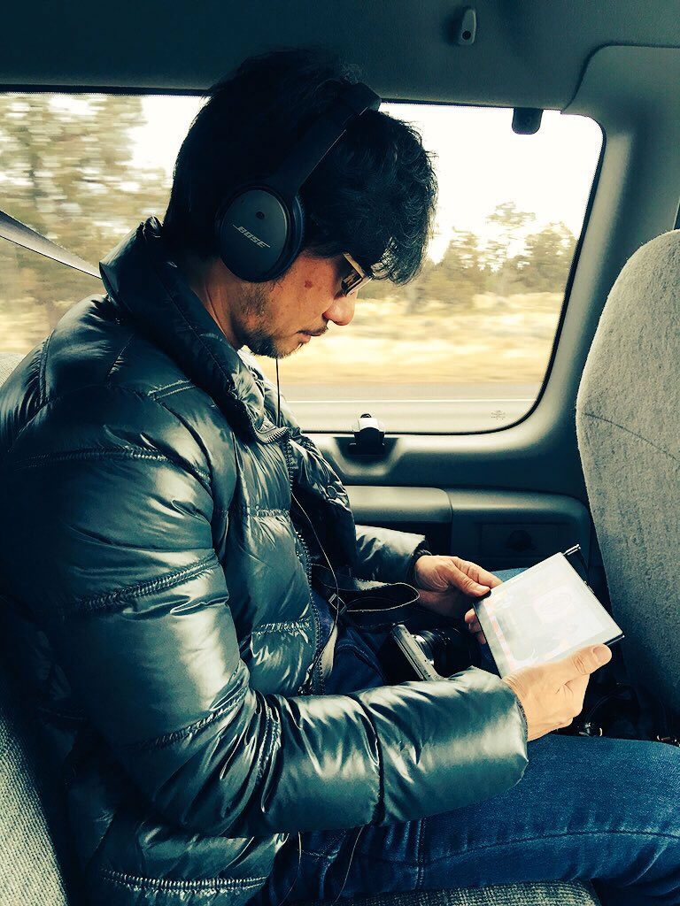 Hideo Kojima vérifié HideoTube