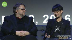 Guillermo del Toro et Hideo Kojima