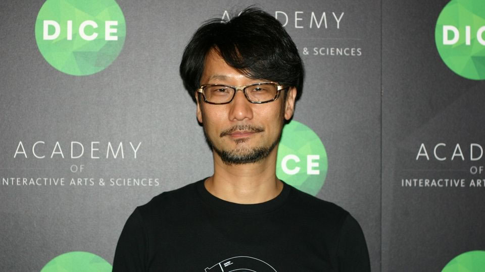 Hideo Kojima (D.I.C.E. 2016)