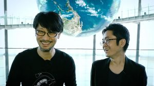 Hideo Kojima et Kenji Yano (HideoTube 03)