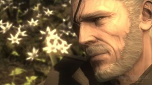 Big Boss Metal Gear Solid 4