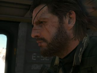 Venom Snake dans Metal Gear Solid V : The Phantom Pain (2015)