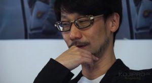 Hideo Kojima - Nordic Game 2016