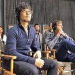 « Nous avons vu une démo de performance capture chez VASG. Ils ont travaillé sur Uncharted et de nombreux titres de SCE [Sony Computer Entertainment]. #Hideo&Mark » - Ken Imaizumi