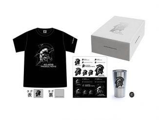 Goodies de Kojima Productions