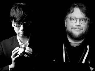 Hideo Kojima et Guillermo del Toro