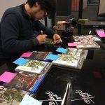 « Certains fans de Hideo Kojima, ici au studio, vont être très heureux aujourd'hui.  » - Hermen