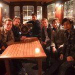 « Soirée à Amsterdam. » - Hideo Kojima