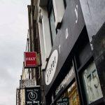 « Disquaires à Londres. » - Hideo Kojima