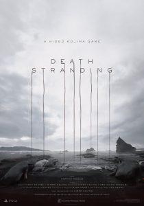 Affiche de Death Stranding - Kojima Productions