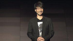 Hideo Kojima lors de la conférence de Sony - E3 2016