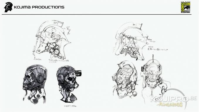 Artwork de Ludens par Yoji Shinkawa