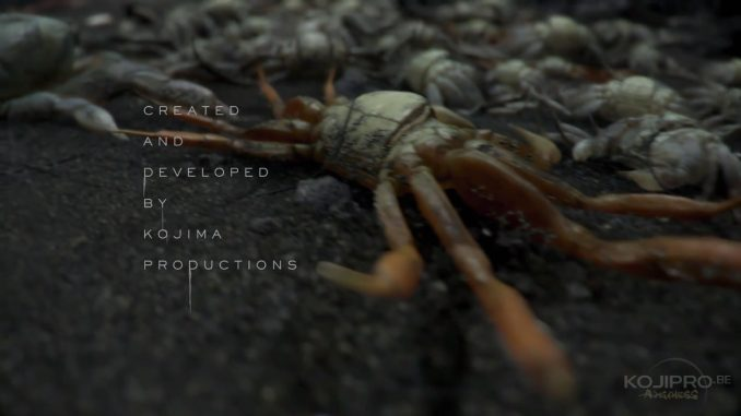 Trailer de Death Stranding – E3 2016
