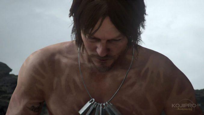 Trailer de Death Stranding – E3 2016, le 13 juin 2016