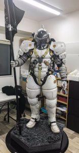 La statuette de Ludens par Prime 1 Studio, le 30 novembre 2016