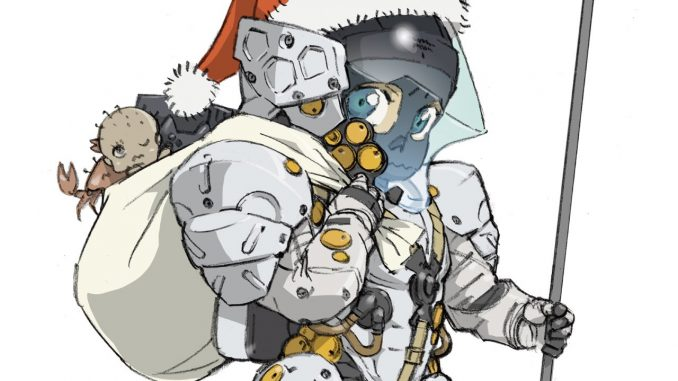 Happy Holidays par Kojima Productions (2016)