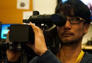 Hideo Kojima en séances de Pcap - Mars 2016