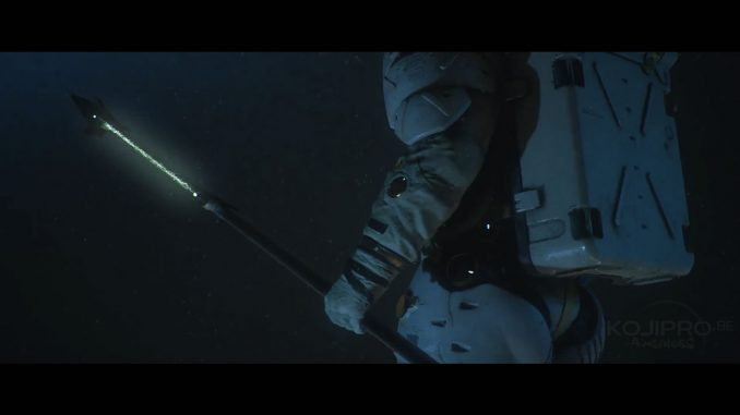 Teaser de Ludens de Kojima Productions : « Logo Movie »