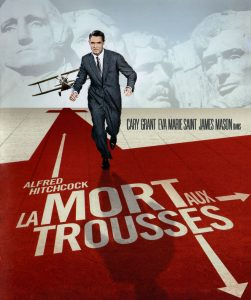 La Mort Aux Trousses (North by Northwest) de Alfred Hitchcock