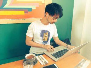 Hideo Kojima - Brighton (juillet 2016)