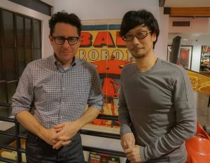 J.J. Abrams et Hideo Kojima