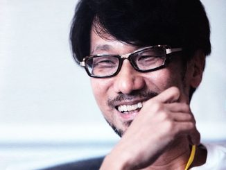 Hideo Kojima – Edge (photo : R. Ecclestone)