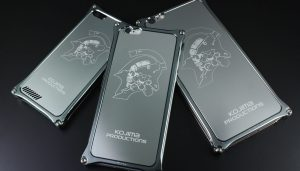 Coque iPhone GildDesign Kojima Productions