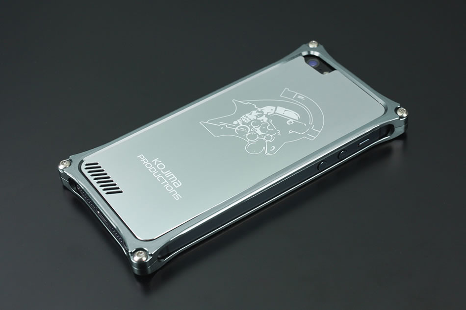 Coque iPhone SE/5s/5 GildDesign Kojima Productions