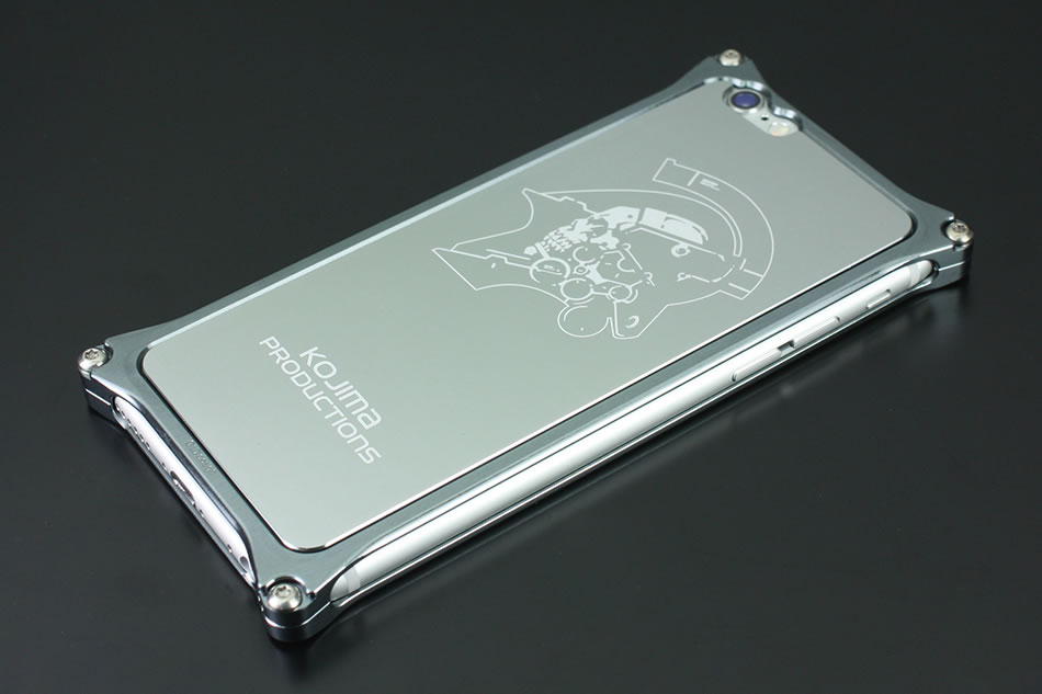 Coque iPhone 6s/6 GildDesign Kojima Productions