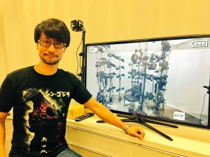 « Hideo Kojima, aujourd'hui. » - Ayako Terashima, le 11 septembre 2016