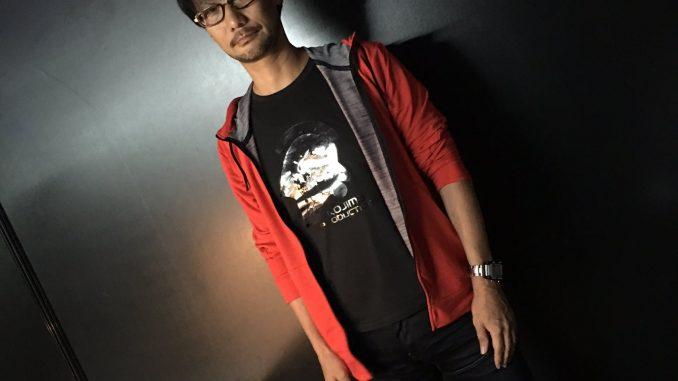 « En attente. » – Hideo Kojima, le 18 septembre 2016
