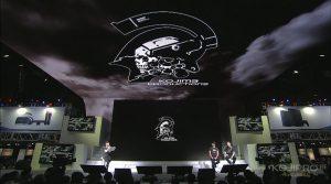 Stand de Sony accueillant Kojima Productions au TGS, le 18 septembre 2016