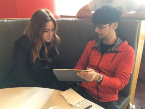« Étant membre du conseil consultatif, Hideo Kojima travaille avec Kimeberly Cooper, co-fondatrice de Prologue Immersive. » - Ayako Terashima, le 18 octobre 2016