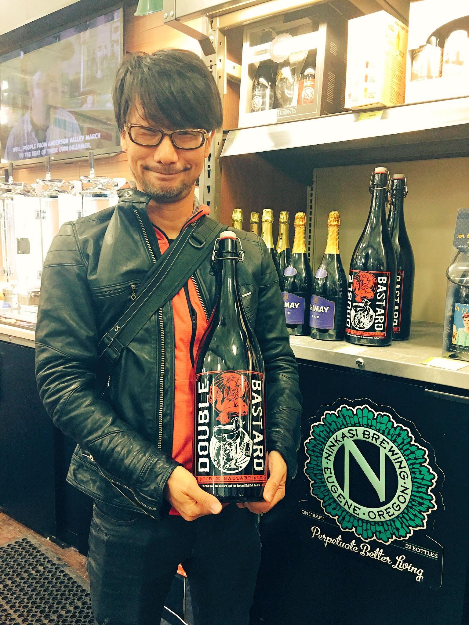 « Bière [achetée] pour le barbecue de ce soir. » – Ayako Terashima, le 18 octobre 2016