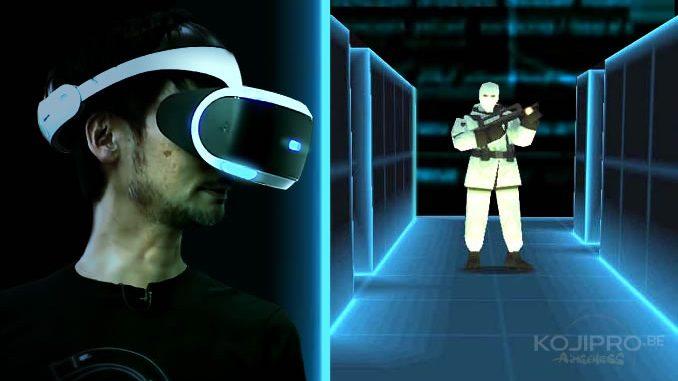 Hideo Kojima : « La réalité virtuelle devient une réalité »