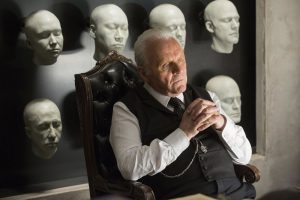 Anthony Hopkins dans Westworld (2016)