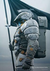 Affiche de Ludens de Kojima Productions (mai 2016)