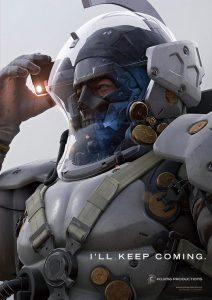 Affiche de Ludens de Kojima Productions (juin 2016)
