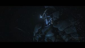 Teaser de Ludens de Kojima Productions : « Logo Movie » (juillet 2016)
