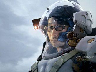 Hideo Kojima en Ludens | création originale