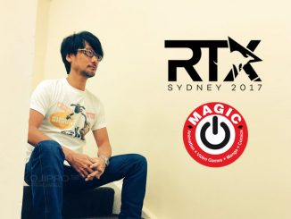 Hideo Kojima invité au RTX Sydney 2017 et au MAGIC 2017