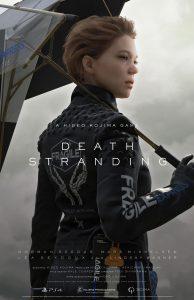 Affiche de Death Stranding – E3 2018, le 11 juin 2018