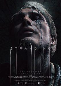 Affiche de Death Stranding - TGA 2016, le 1er décembre 2016