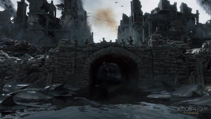 Guillermo del Toro hésite à s'engouffrer dans le tunnel.